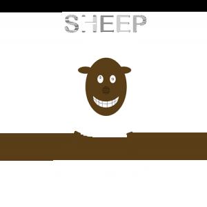 Sheep Happens - Funny T Shirt