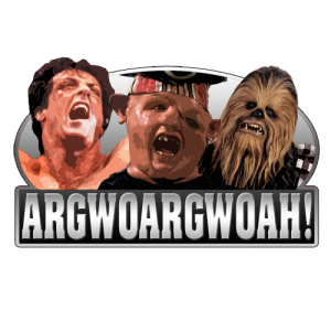 Funny Rocky , Sloth , Wookie Combo T shirt