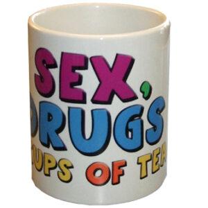 Sex Drugs & Cups Of Tea