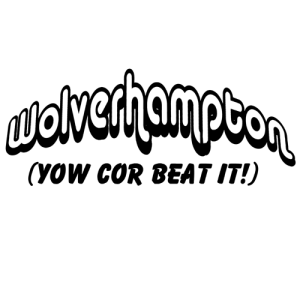 Wolverhampton Yow Cor Beat it T Shirt