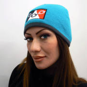 Black Country Flag Beanie hat 2