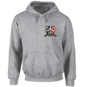 Black Country Shield Hoodie