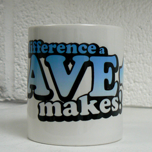 What A Dave Makes Mug