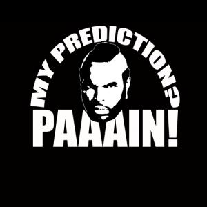 My Prediction T Shirt