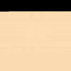 ave A tree, eat a beaver - Funny T Shirt