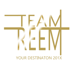 Team Reem - Custom Hliday T Shirt