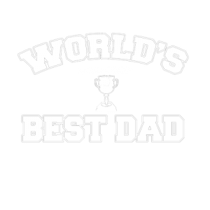 Worlds Best Dad T Shirt