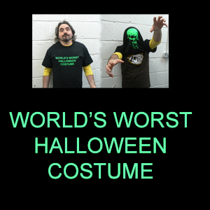 Worlds Worst Halloween Costume