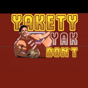 Yakety Yak - Arnie T Shirt
