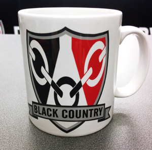 Black Country Mugs