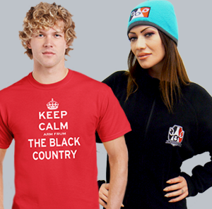 Black Country T-Shirts