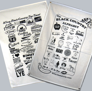 Black Country Tay Towels