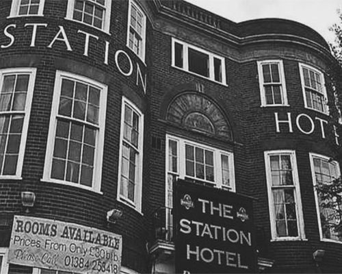 Station Hotel Dudley