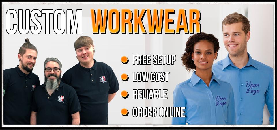 Custom Workwear Online