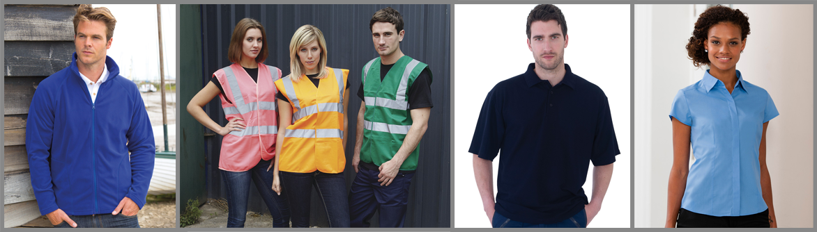 Types Of Workwear