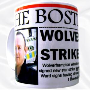Bostin News Mug