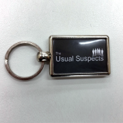 Usual Suspects Keyring