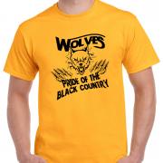 Wolves Pride T Shirt