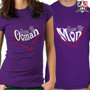 Mon, Ooman couples t-shirts