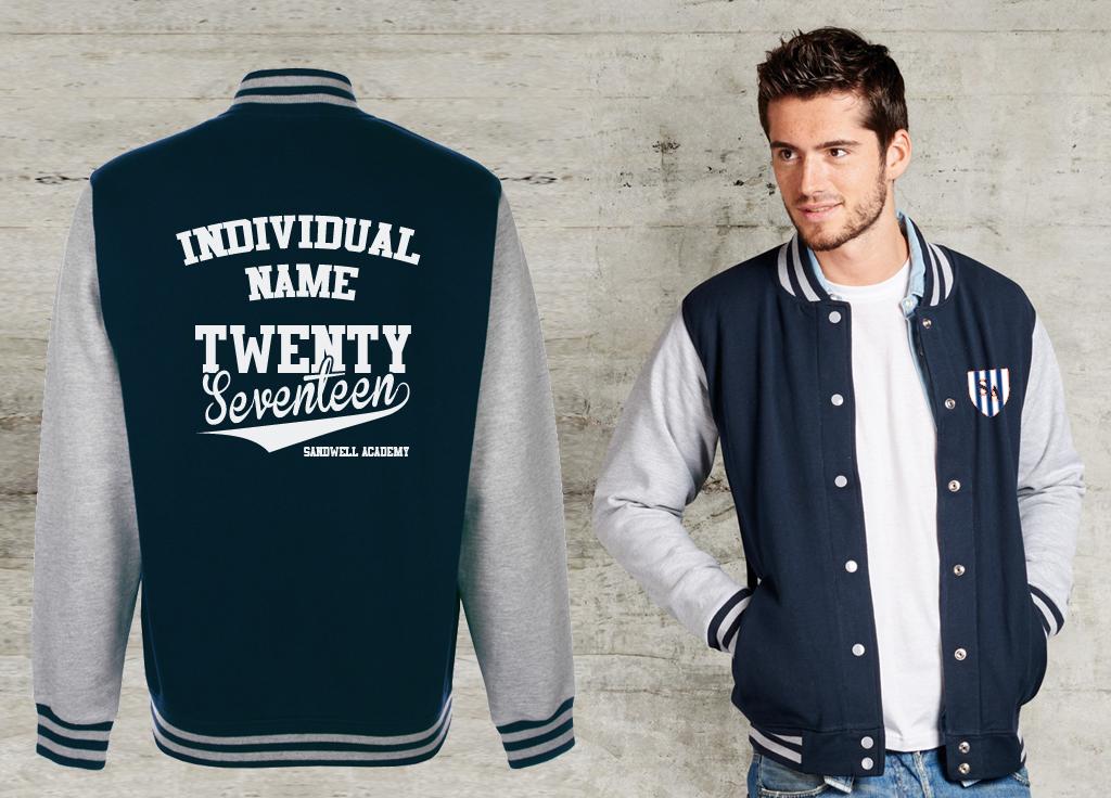 Leavers Varsity Jackets