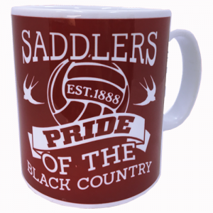 Pride Of The Black Country Walsall Mug