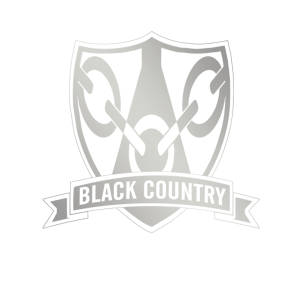 Black Country Shield Silver