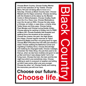 Black Country Choose Life