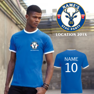 chelsea Style stag t shirt