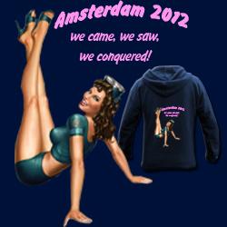 Amsterdam Holiday Hoodie
