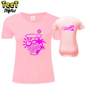 Hen Party Holiay Tees