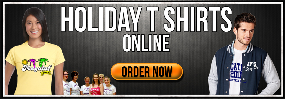 View Tons Of Holiday T Shirts Online