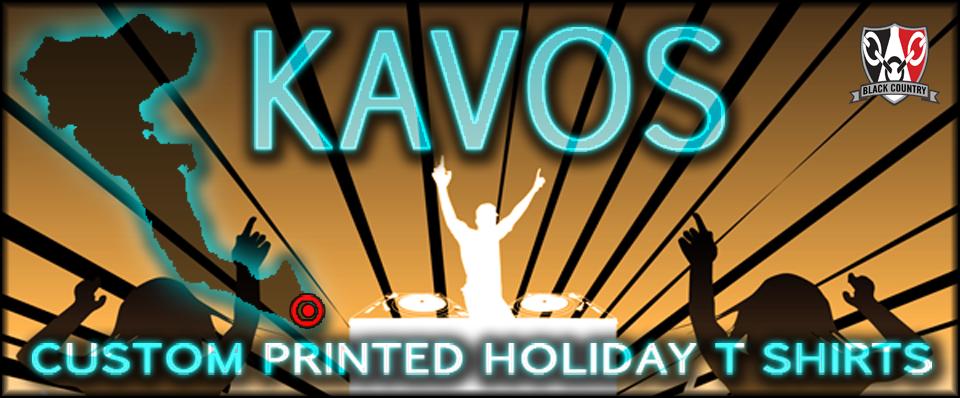 Kavos T Shirts