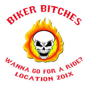 Biker Bitches Hen Party