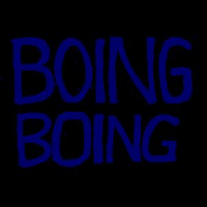 Boing Boing T Shirt