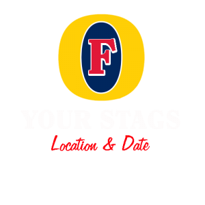 Fosters Stag Party