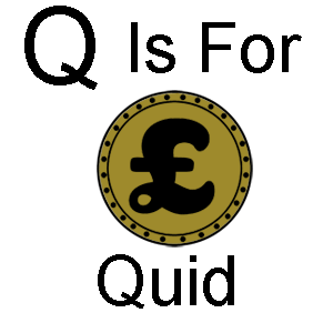 Q Is For Quid - Black Country Alphabet