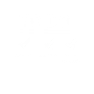 Funny To Do List T Shirt