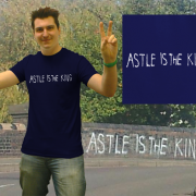 Astle Is The King T Shirt