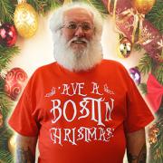 Bostin Christmas T Shirt
