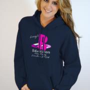 Babestation hen hoodie