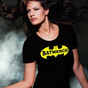 Batwench T Shirt