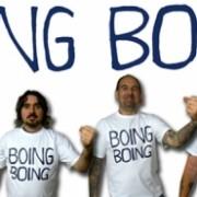 Boing Boing T Shirts