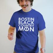 Bostin Black Country T Shirt