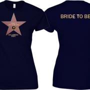 Movie Stars Hen Do T Shirt