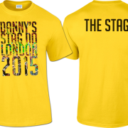 Neon Stag Party T Shirts