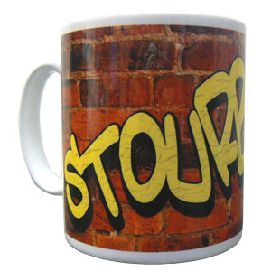 Stourbridge - Black Country Mug