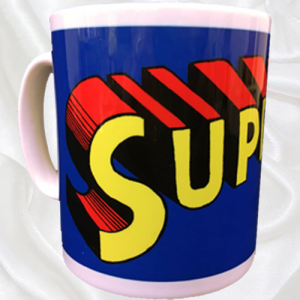 Black Country Supermon Mug
