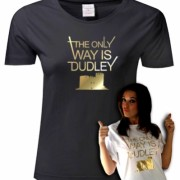 Only Way Is Dudley Ladies T