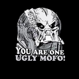 Ugly Mofo Tee
