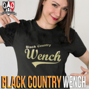 Black Country Wench Model